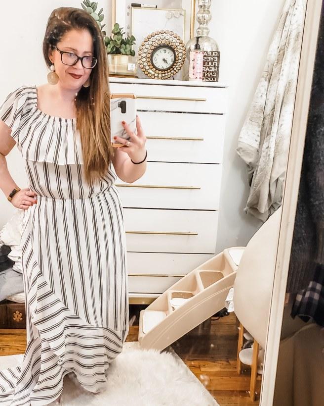 Day 1 Fkowy Dress